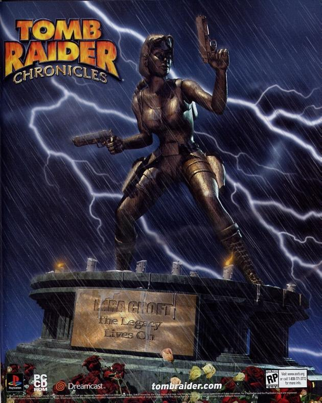 Tomb Raider: Chronicles скачать торрент бесплатно на PC