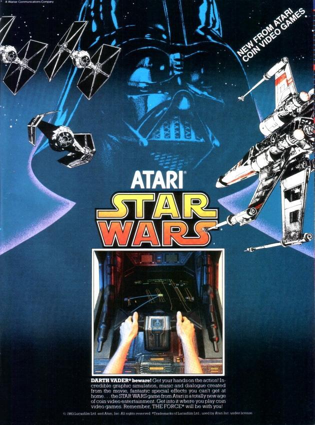 Star Wars Rétro Game