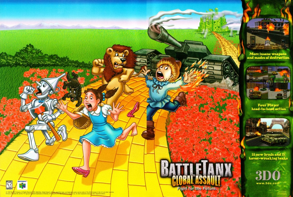 BattleTanx Global Assault