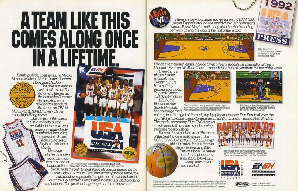 Team USA Basketball