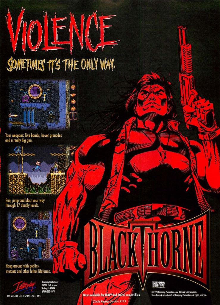 Blackthorne PC