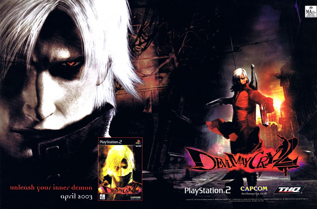Devil May Cry 2 AU