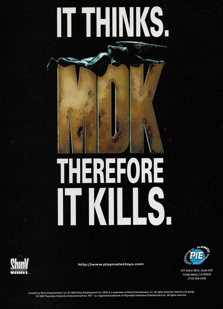 MDK One Sheet