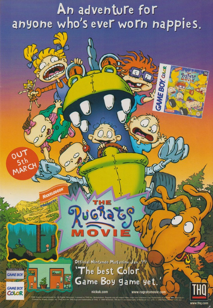 Rugrats the Movie UK