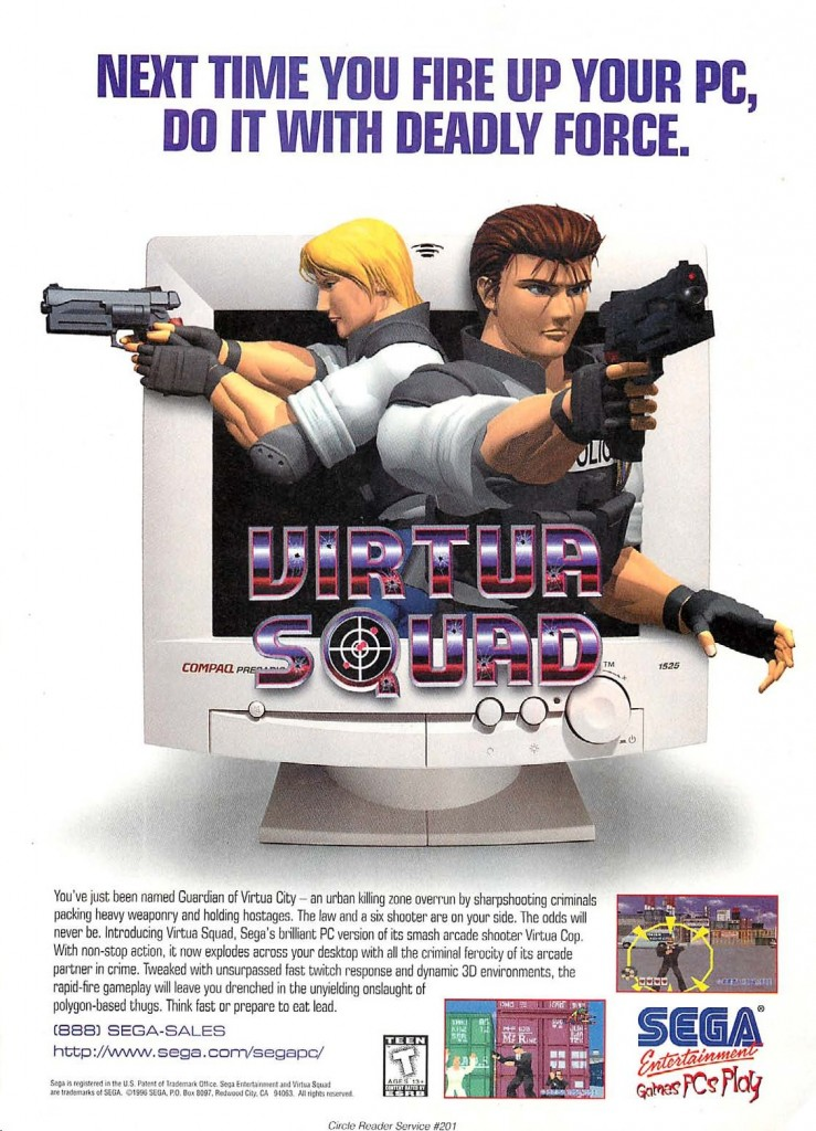 Virtua Cop PC