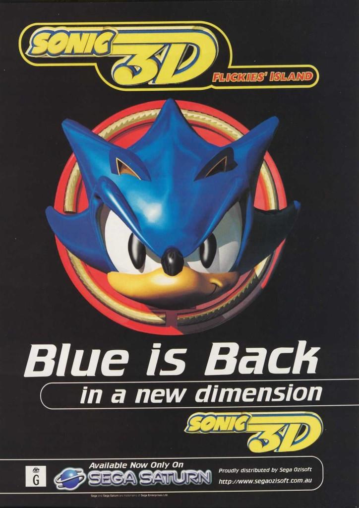 Sonic 3D AU