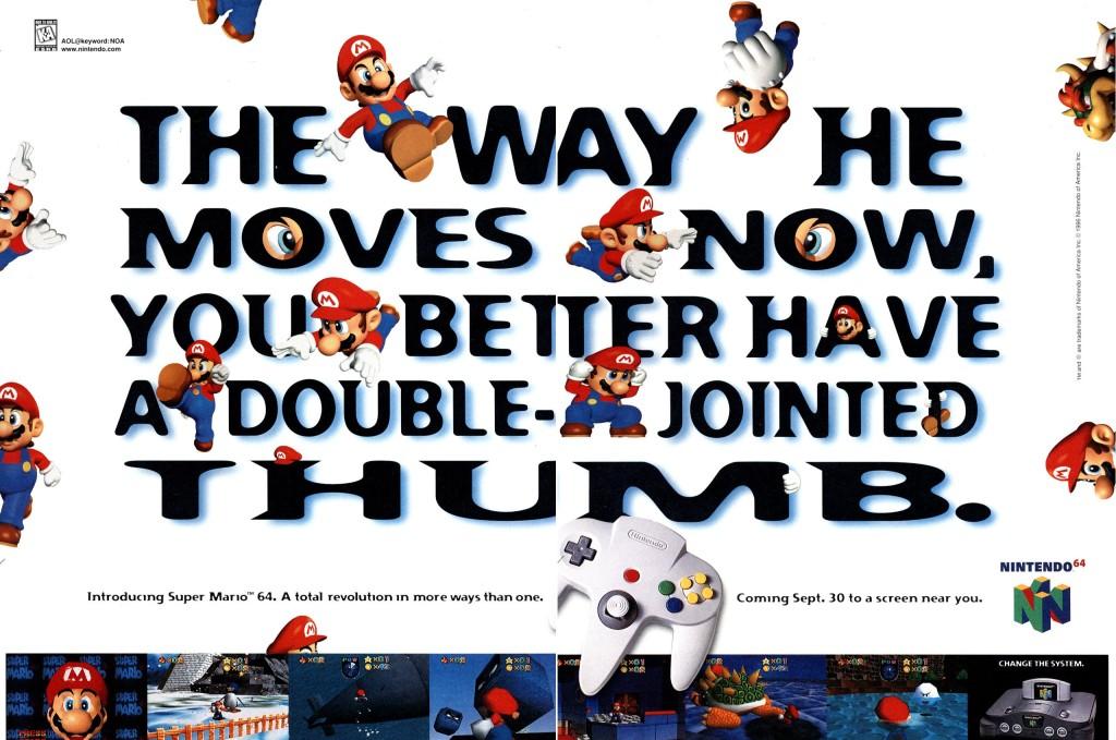 Super Mario 64-1